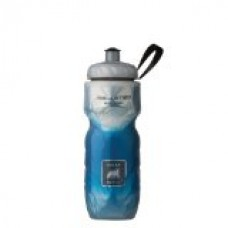 Polar Bottle Fade Insulated Water Bottle (Blue, 20-Ounce)