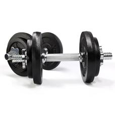 40 lbs, 50 lbs, 60 lbs Adjustable Cast Iron Dumbbells! The #1 on market (50 LB)