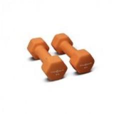 Fitness Republic Neoprene Dumbbells 6 lbs Set (Neoprene Weights)