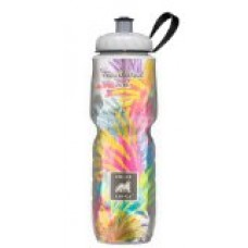 Polar Bottle Insulated Water Bottle, Starburst, 24-Ounce