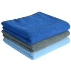 Multi-purpose Microfiber Fast Drying Travel Gym Towels 3-pack 13 Inch X 29 Inch
