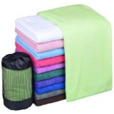Sinland Ultra Absorbent Travel Towels Fast Drying Microfiber Sports Towel Bath Gym Towels 24inch X 48inch