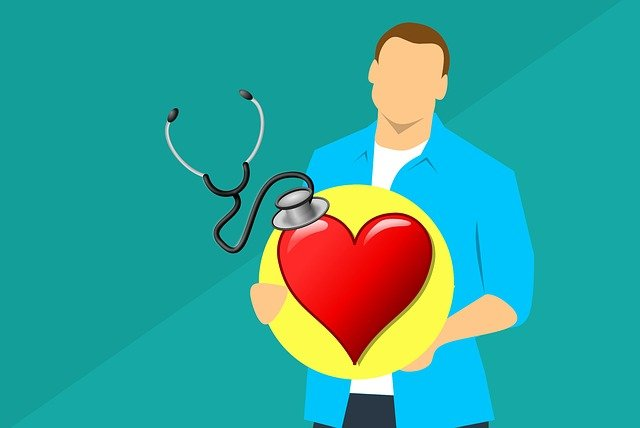 doctor with hearts